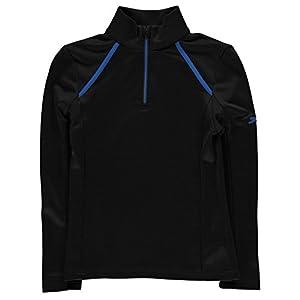 Slazenger Jungen Zip Pullover Pulli