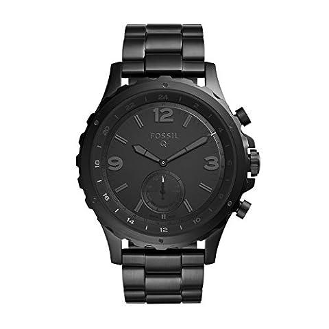 Fossil Men's Hybrid Smartwatch FTW1115