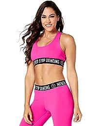 Zumba Fitness Damen Never Stop Dancing Scoop Bra