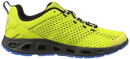 Columbia Drainmaker Iii, Chaussures Multisport Outdoor Homme Jaune (Zour/white 726)