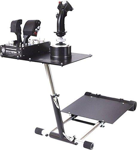 Wheel Stand Pro Thrustmaster T80/T100/F458/F430 Negro No incluye Volante