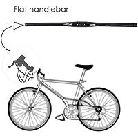 Nukana Aleación De Aluminio De Ciclismo MTB Mountain Bike Manillar Plano 31.8 * 620 M M