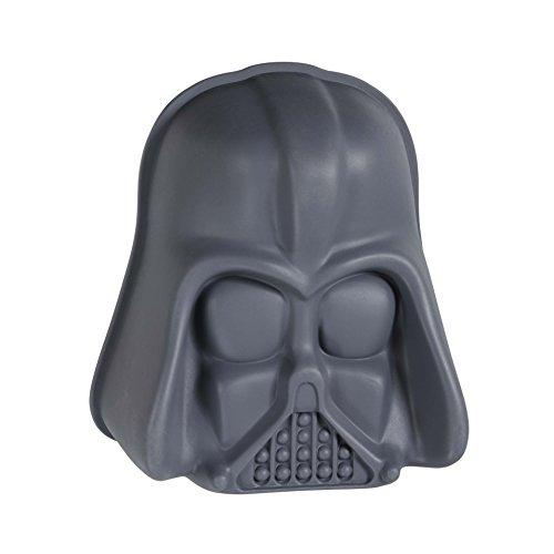 Star Wars Kuchen Form: Darth Vader (Silikon), schwarz
