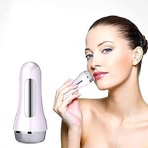 LIJJY Ionic Gesicht Infusion Massagegerät Für Augen Gesicht Hals Hautpflege Ätherisches Öl Booster 2 Farbe LED Lichttherapie Anti Aging