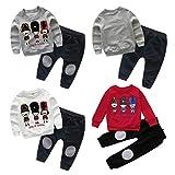 Bambina 18 Mesi Abbigliamento Completino Bambino Completini Per Bambini Vestiti 0-24 Mesi Bambini Bambino Ragazza Pullover Felpa Magliette + Pantaloni Abiti Set