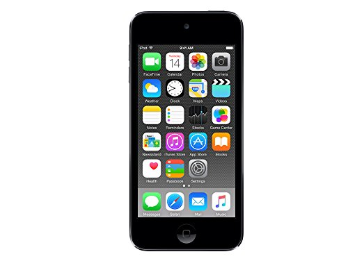 Apple MKJ02FD/A iPod Touch 32GB Speicher space grau