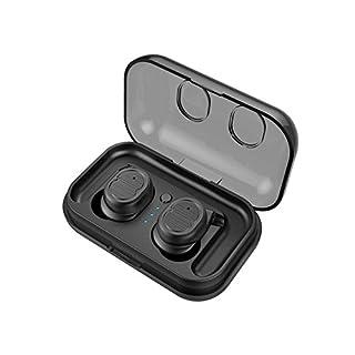 iHome Kabellose Kopfhörer TWS-8 Mini Wireless versteckt Sport Bluetooth 5.0 Touch Control Kopfhörer Headset Handy Zubehör