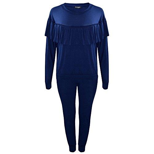 Verso Fashion - Survêtement - Femme Bleu Marine