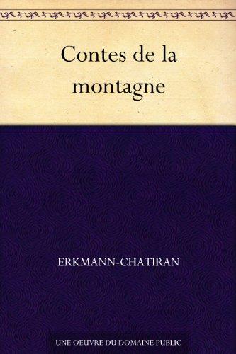 Couverture du livre Contes de la montagne