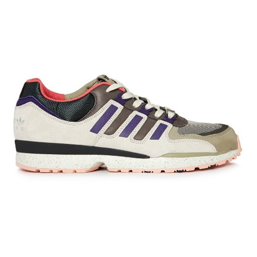 Adidas Torsion Integral X Sneaker Freaker S Sneaker Noir / violet / gris M22416 Grey/Purple/Black
