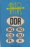 Autoatlas DDR RGW