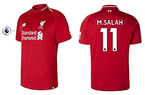 New Balance. Camiseta Hombre FC Liverpool 2018-2019Home