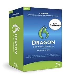 dragon naturally speaking premium v11 5 utilisateurs logiciels. Black Bedroom Furniture Sets. Home Design Ideas