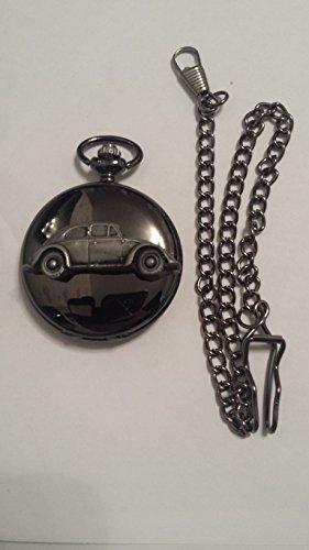 vw-beetle-ovale-finestra-posteriore-ref291peltro-emblema-effetto-lucido-nero-custodia-regalo-da-uomo