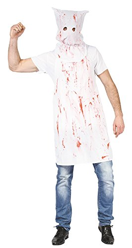 Kostüm Sekte - Party Pro 87299872Kostüm Sekte blutigen, Erwachsene