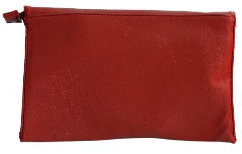 Monte Lovis, Poschette giorno donna Rosso (rosso)