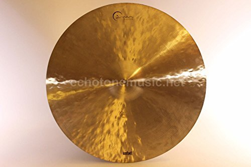 DREAM C-CRRI22 PONERSE EN CONTACTO CON 22 CRASH/RIDE CYMBAL MARTILLADO A MANO