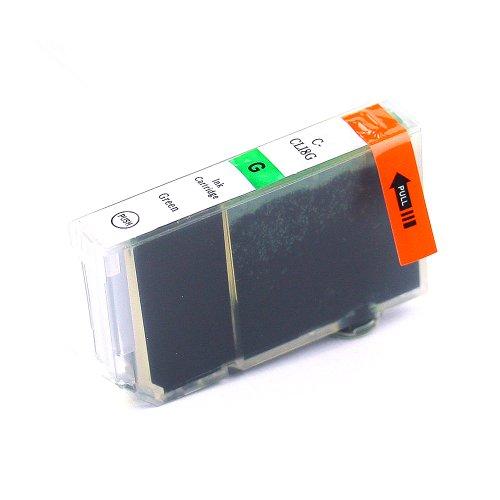 Druckerpatrone für Canon 8 / CLI-8G (grün ; 14mL)