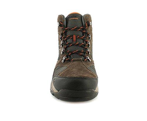 Hi-Tec Men Storm Waterproof High Rise Hiking Boots 2