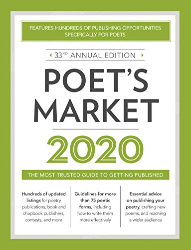 Poet\'s Market 2020: The Most Trusted Guide for Publishing Poetry