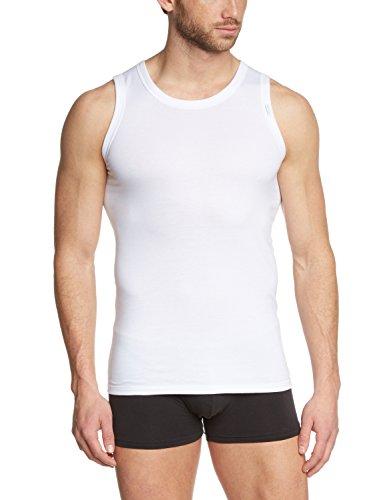 Otto Kern Underwear Herren Unterhemden Sportshirt Weiß (Weiss 1)