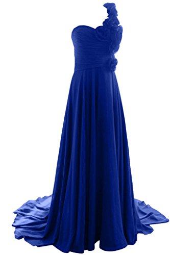 Ivydressing - Robe - Trapèze - Femme bleu roi