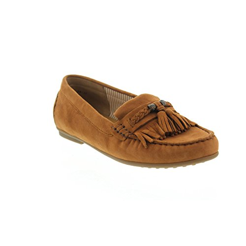 Gabor Gabor Damen Slipper, Mocassini donna Marrone