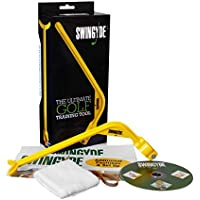 SWINGYDE Golf Swing Training Tool | Includes Instructional DVD | The Original - Made In Australia, Beware of Imitations