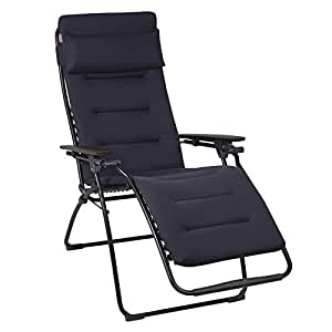 lafuma futura air comfort recliner acier garden outdoors. Black Bedroom Furniture Sets. Home Design Ideas