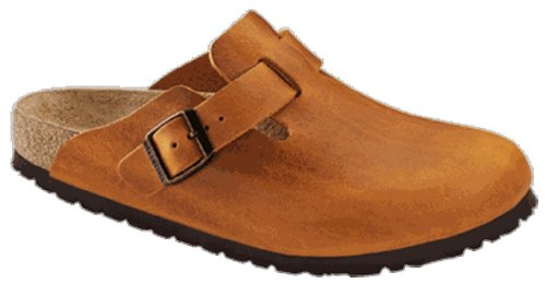 Birkenstock Boston - Sabot unisex - adulto Antique Brown
