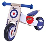 Diddi Jiggy Mini Balance bici di legno