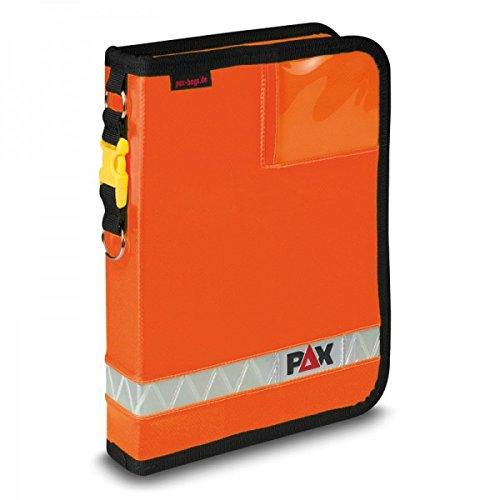 PAX® Fahrtenbuch DIN A5 - hoch - Tablet, Farbe:Tagesleuchtorange