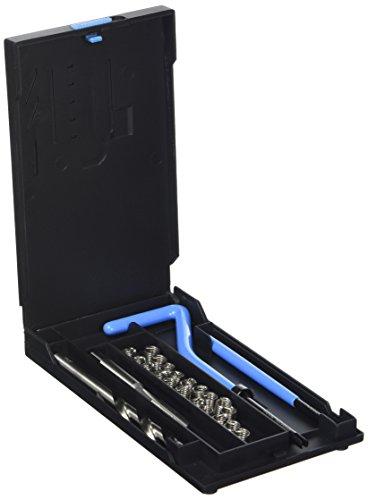 V-Coil 4010 Kit de Réparation de Filetage 24 Pièces, Multicolore