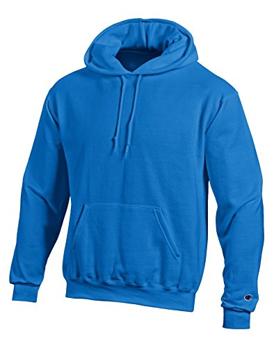 Champion Double Dry Men`s Action Fleece Pullover Hood blu X-Large