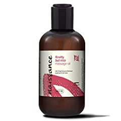 Idea Regalo - Sensual and Aphrodisiac Massage Oil 250ml by Naissance