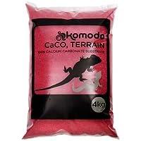 pet-essentials Komodo Caco Crimson Vivarium embalaje Arena (ecológico)