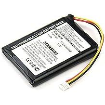 subtel® Batería premium para TomTom ONE XL, ONE XL Europe, ONE XL Regional, XL 325 (800mAh) bateria de repuesto, pila reemplazo, sustitución