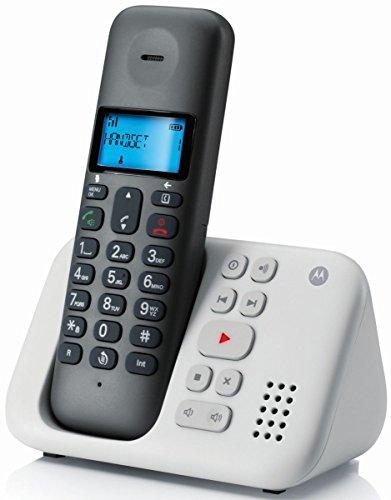 Motorola T311CS T3-Schnurlostelefon slate