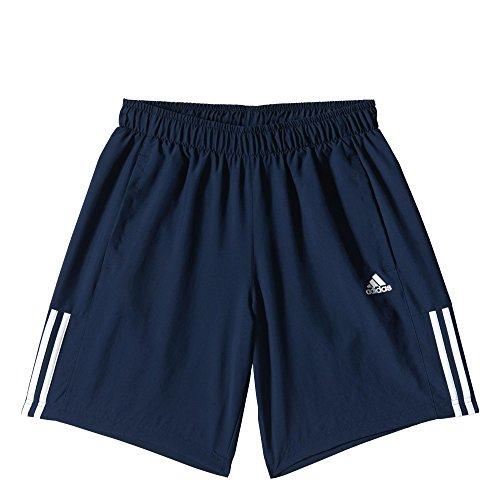 adidas Herren Shorts Essentinals Mid WV collegiate navy/White