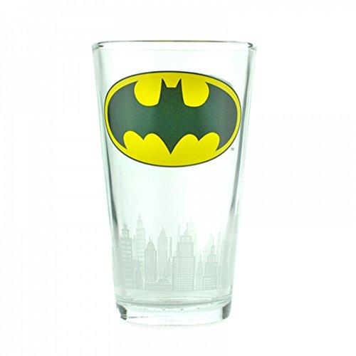 Bierglas - 550ml - Gotham - Geschenkbox (Deluxe Der Joker Kinder Kostüme)