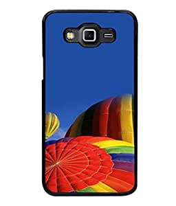 printtech Hot Air Balloon Colored Back Case Cover for Samsung Galaxy Grand 3 G720::Samsung Galaxy Grand Max G720