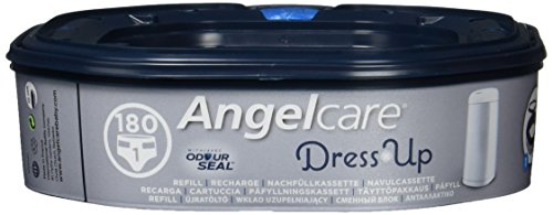 Angelcare 6er-Pack Nachfüllkassette Dress-Up
