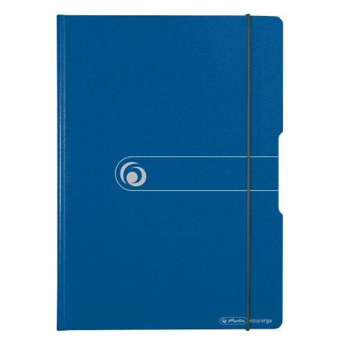Herlitz 11217213 Klemmbrettmappe PF A4 blau