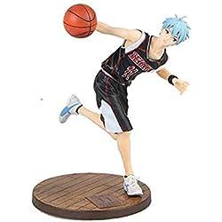 MA SOSER Kuroko Tetsuya Le Ballon de Basket Dont Kuroko Joue Figma Nendoroid Action Figure Black Clothes