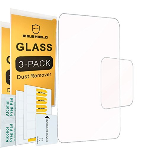 [3-PACK]-Mr Shield For GoPro Hero 5 / Hero5 Action Camera (3x Glass Screen and 3x Glass Lens) [Tempered Glass] Screen Protector