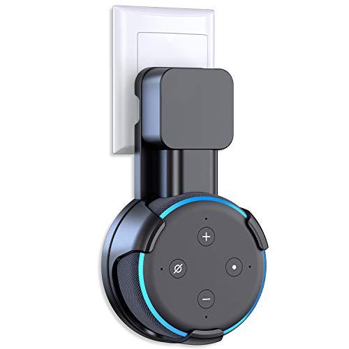 Cocoda Halterung Wandhalterung Ständer für Dot (3. Gen.), Platzsparende Lösung für Smart Home Lautsprecher, Zubehör für Dot 3nd Generation mit Kabelanordnung Keine Chaotische Drähte