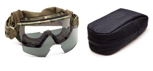 Smith Optics Goggle OTW MC Clear Grey Field Kit