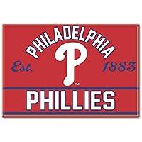 WinCraft MLB PHILADELPHIA PHILLIES Metall Magnet
