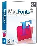 MacFonts 2 (Mac) -