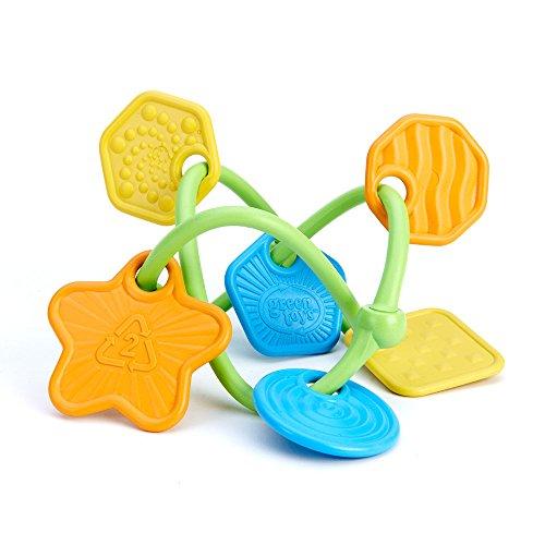 Green Toys - Mordedor Laberinto Twist, Juguete para bebé...